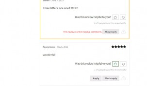 Product Reviews (user)