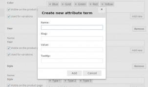 """""""Label"""" attribute - New attribute term"""