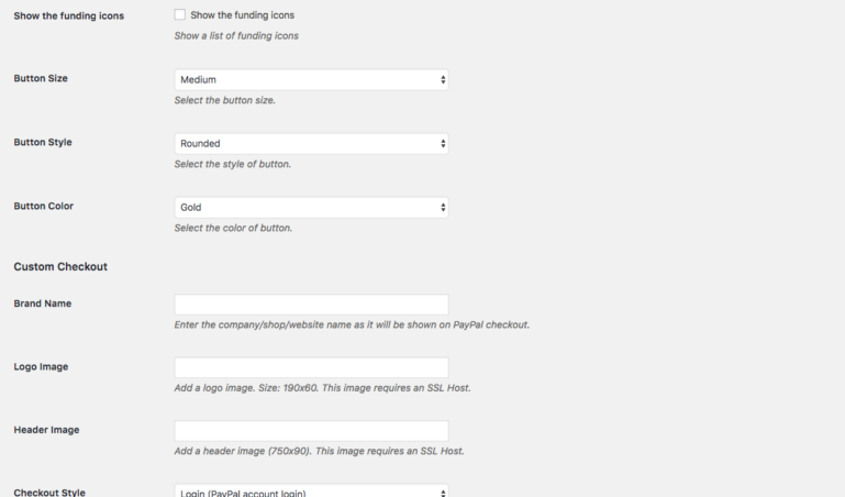 Plugin settings 02