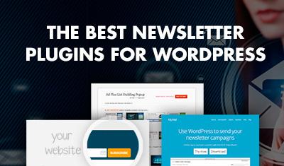 Top 15 best WordPress Newsletter Plugins