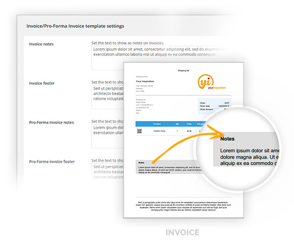Receipt Confirmation Template How To Generate Invoices Automatically With Woocommerce Generic Invoice Template Free with What Is Warehouse Receipt Excel So Many Options In A Single Plugin Make It Really Great Do Not Wait Longer  To Try The Potential Of Yith Woocommerce Pdf Invoice And Shipping List Microsoft Office Invoice Template Word