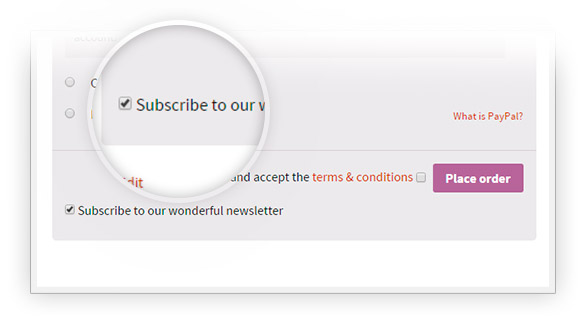 YITH WooCommerce Mailchimp Checkout