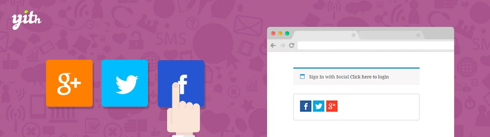 YITH WooCommerce Social Login Featured Image