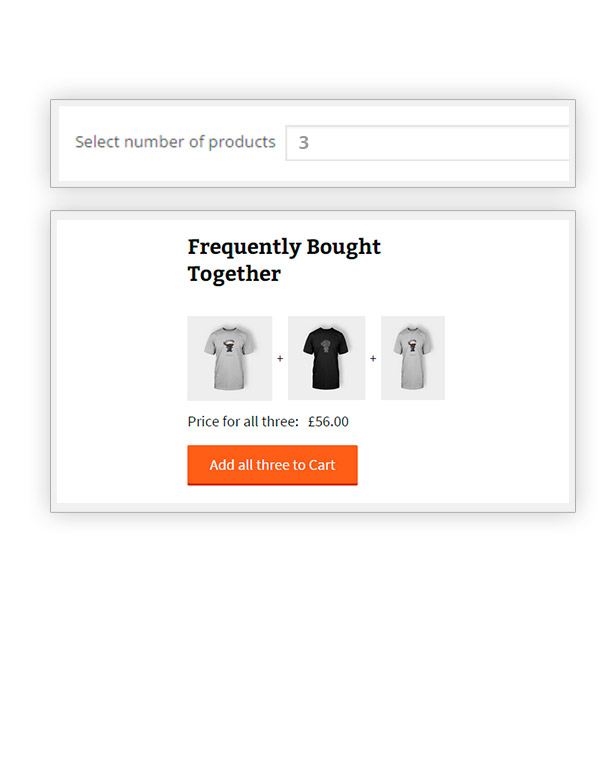 Number of product to show