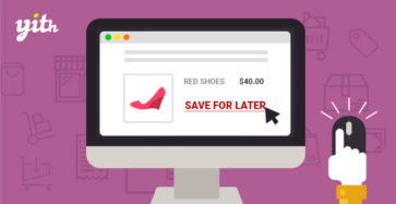 YITH WooCommerce Save for Later featured Image