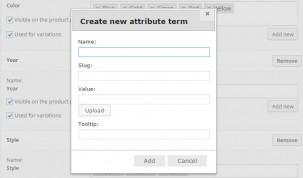 """Image"" attribute - New attribute term"