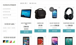 "Widget ""YITH WooCommerce Ajax Product Filter"""