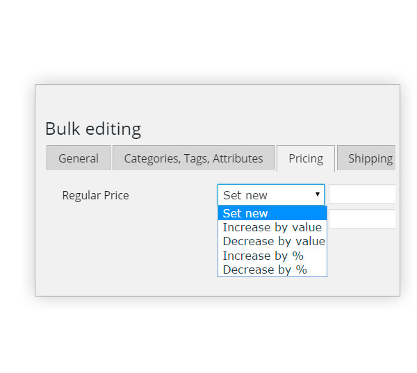 how to change product price spreadshirt