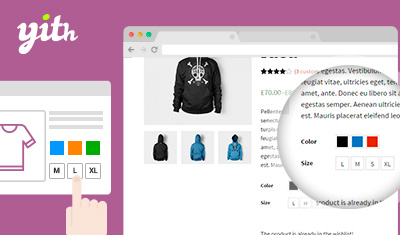 How to make product variations immediately available and selectable in your site