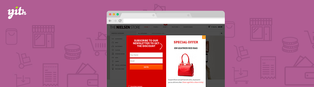 YITH WooCommerce Popup featured image