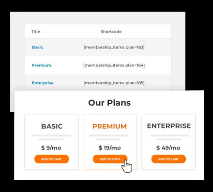 YITH WooCommerce Membership Premium -1