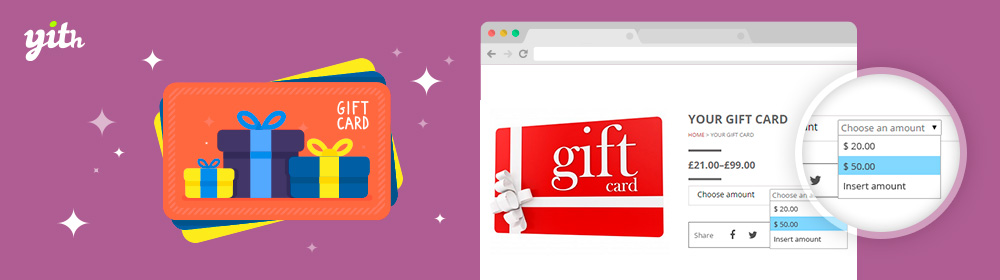 How to sell gift cards in your online shop