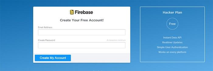 Live-chat-firebase-view
