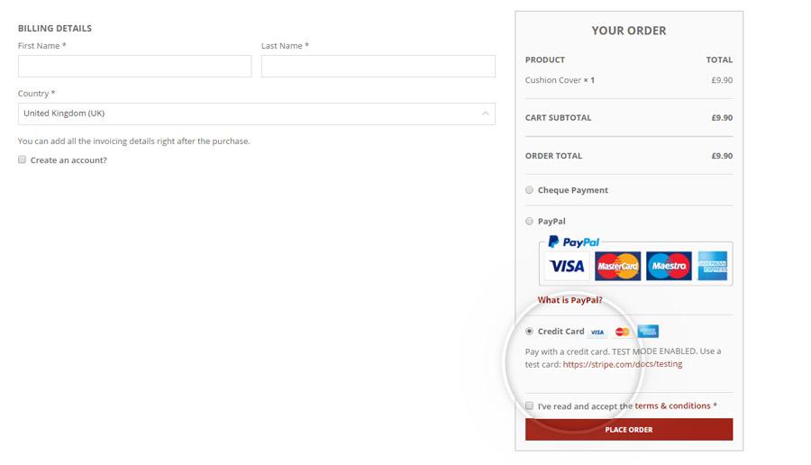 Stripe-credit-card
