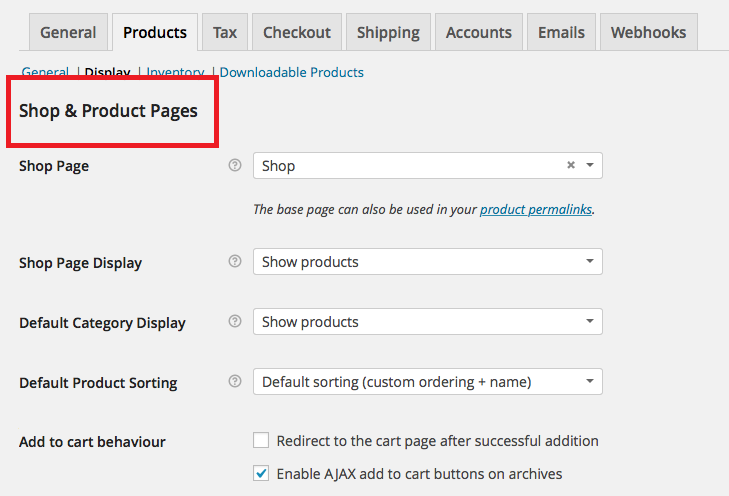 WooCommerce-Products-Display