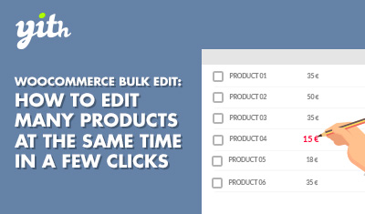 WooCommerce Bulk Edit: How to edit many products at the same time in a few clicks