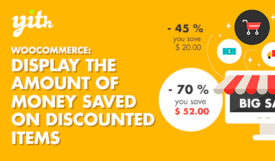 WooCommerce: Display the amount of money saved on discounted items