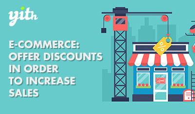 E-Commerce: offer discounts and earn more money