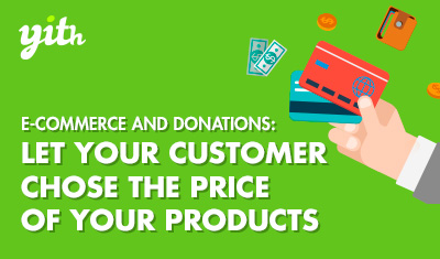 E-commerce and donations: Let your customer chose the right price for your products