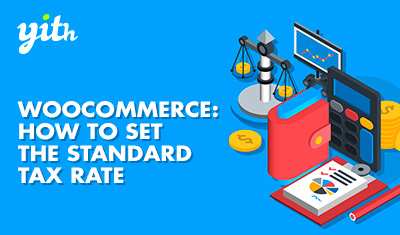 WooCommerce: How to set the standard tax rate