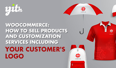 WooCommerce: How to sell products and customization services with user logos