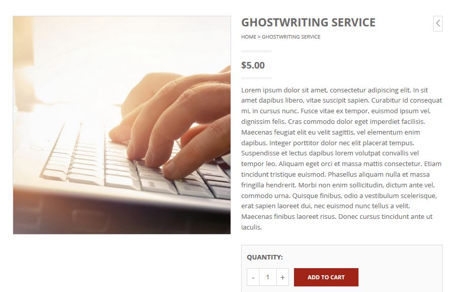 ghost-writing-view