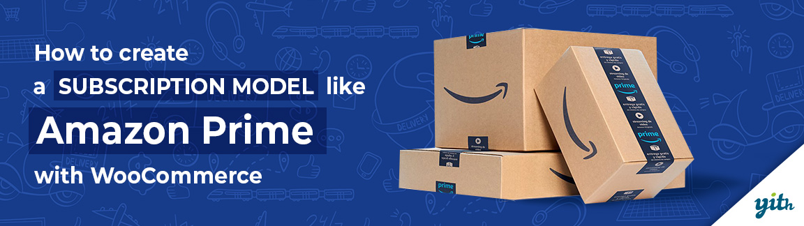 How to create a subscription model like amazon