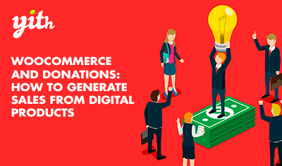 WooCommerce and donations: How to generate sales from digital products