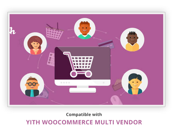 Integration with YITH WooCommerce Multi Vendor