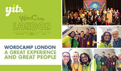 WordCamp London. A great experience and great people!