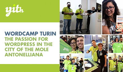 WordCamp Turin: the passion for WordPress in the city of the mole