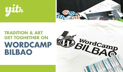 Tradition & art get together at WordCamp Bilbao