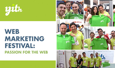 Web marketing festival: passion for the web