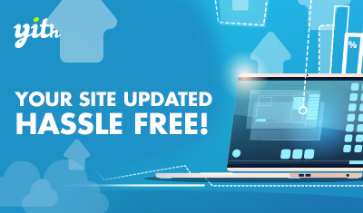 Your Site Updated, Hassle Free!