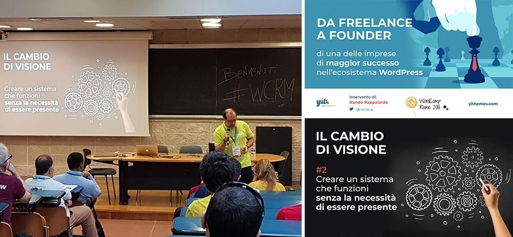 WordCamp Rome 2018