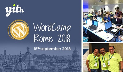 The great WordPress event in the Eternal City: WordCamp Rome 2018