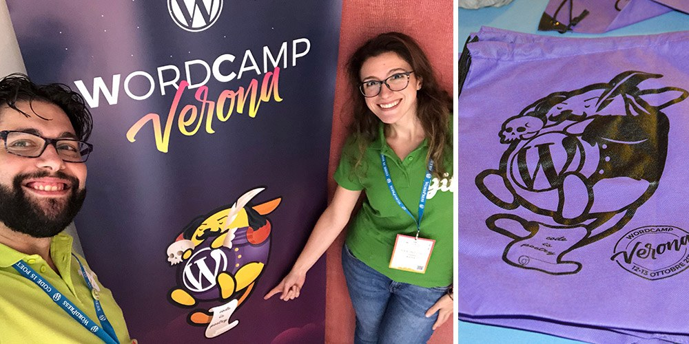 WordCamp Verona - YITH Crew
