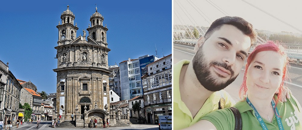 YITH team at Pontevedra