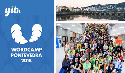 1st WordCamp at Pontevedra: YITH was there!
