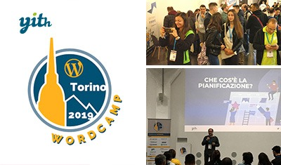 WordPress lovers gathering again in Turin, this time under the viral slogan #keepcalmandclearcache – WordCamp Turin 2019