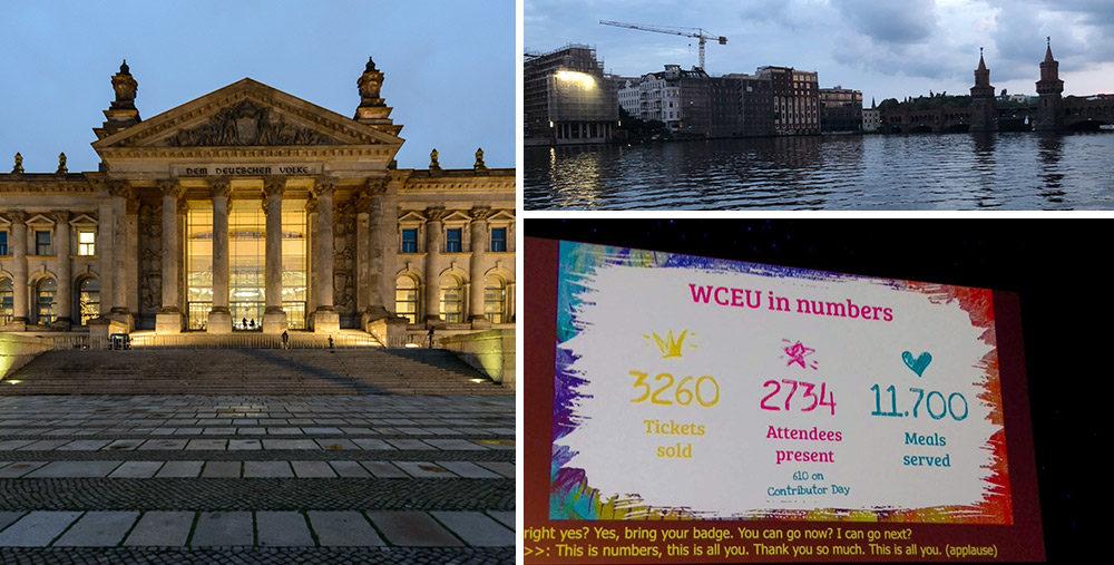 WCEU 2019 Berlin - Wonderful Berlin