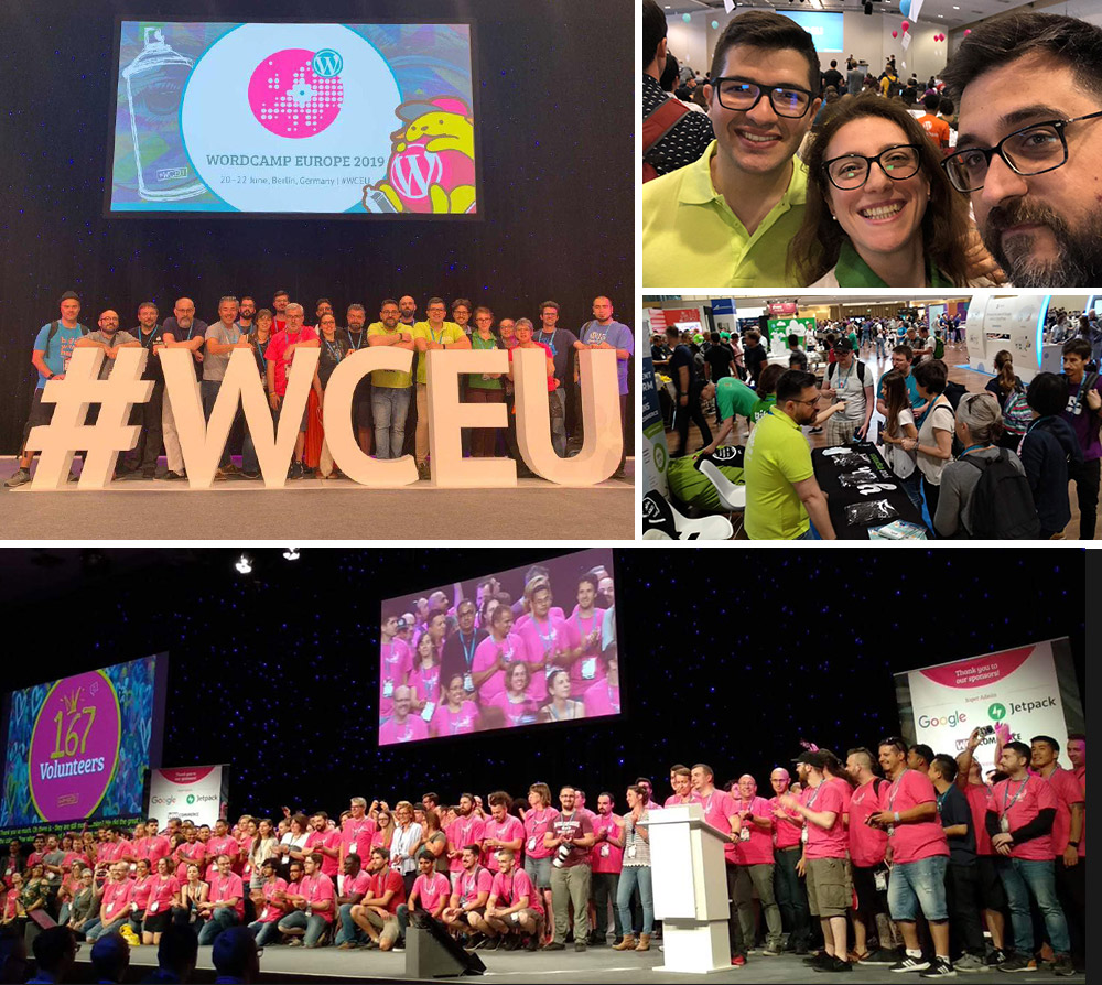 WCEU 2019 Berlin - Thanks to everyone!
