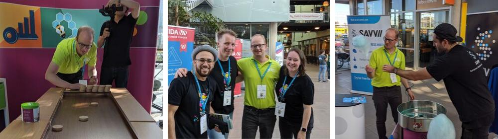 WordCamp Nijmgenen sponsors and volunteers