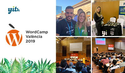 WordCamp Valencia 2019 – the green t-shirt in new adventures!