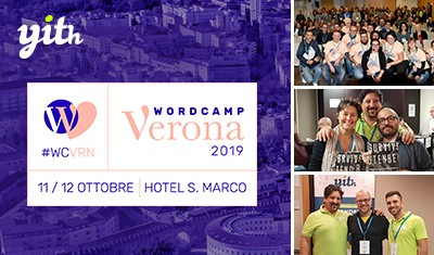 WordCamp Verona 2019: the WordPress family in the city of Romeo and Juliet