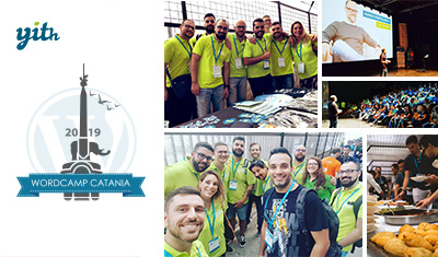 WordCamp Catania 2019 – Simply in our heart!