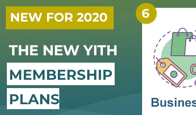 There's some news at YITH: let's introduce 'Business' and 'Agency', the new Club membership plans available from January 2020