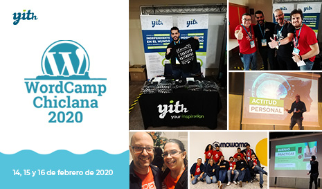 WordCamp Chiclana – did we forget to mention the food?