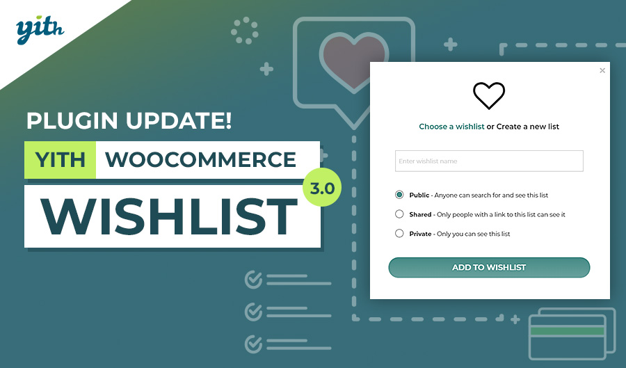 Wishlist 3.0 is now available: discover the new design and the powerful features