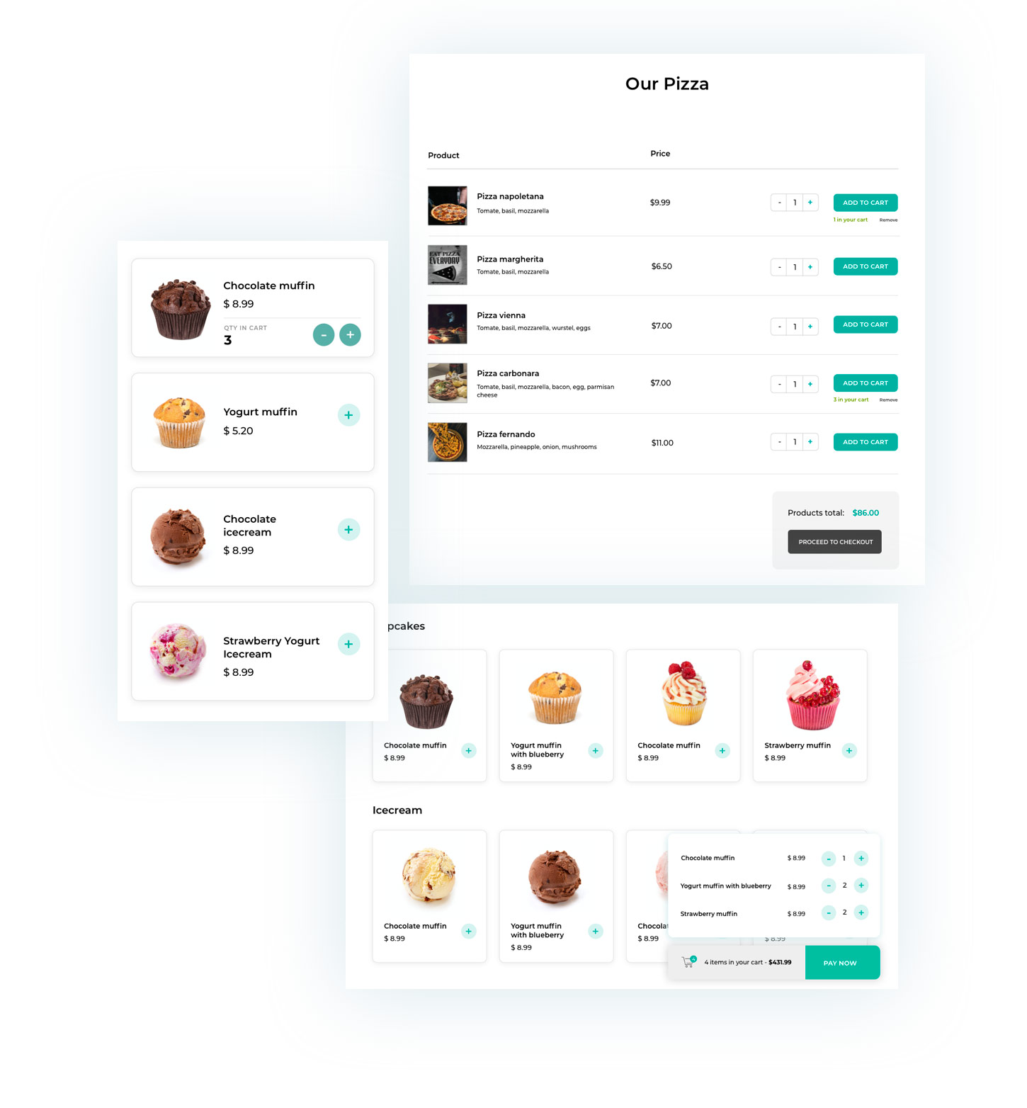 YITH Easy Order Page WooCommerce